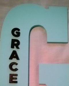 close up G